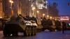 NO COMMENT: Prima repetiţie nocturnă pentru parada din 9 mai din centrul Moscovei (VIDEO)