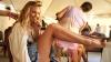 Celebrul brand Victoria's Secret a uimit din nou printr-o colecţie extrem de sexy (VIDEO)