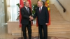 Autoritățile de la Ankara susțin integrarea Moldovei în UE. Discuțiile dintre Timofti și Çavuşoğlu