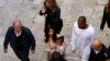 Cuplul West-Kardashian, surprins pe străzile Ierusalimului: A venit la o ceremonie specială