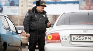 Ce pățesc șoferii care încalcă regulile de circulație la volanul unor mașini înmatriculate în străinătate