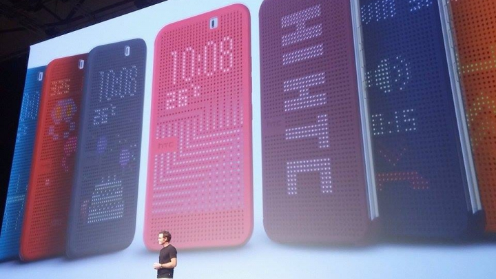 HTC One M9+ a fost lansat: Are ecran cu rezoluție mai mare și senzor de amprente (FOTO)