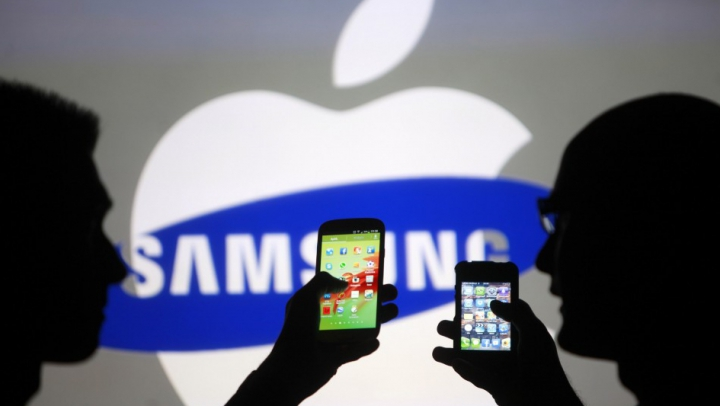 DUELUL Samsung vs. Apple. Vânzările uneia dintre companii AU SCĂZUT considerabil