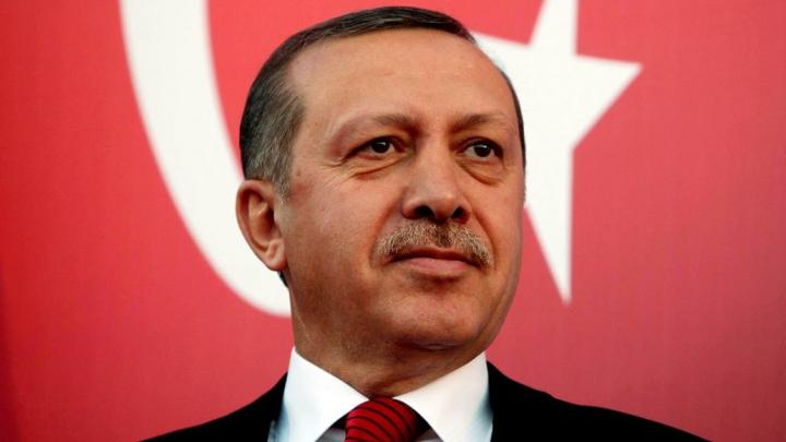 Președintele Republicii Turcia, Recep Tayyip Erdogan, efectuează o vizită oficială în România