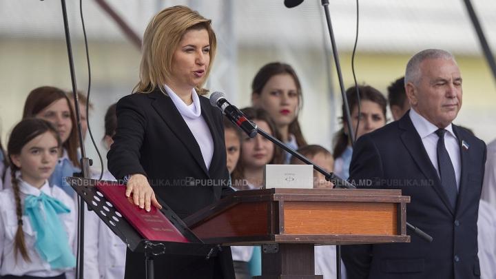 Momente importante de la învestirea Irinei Vlah în funcţia de guvernator al Găgăuziei (FOTOREPORT)