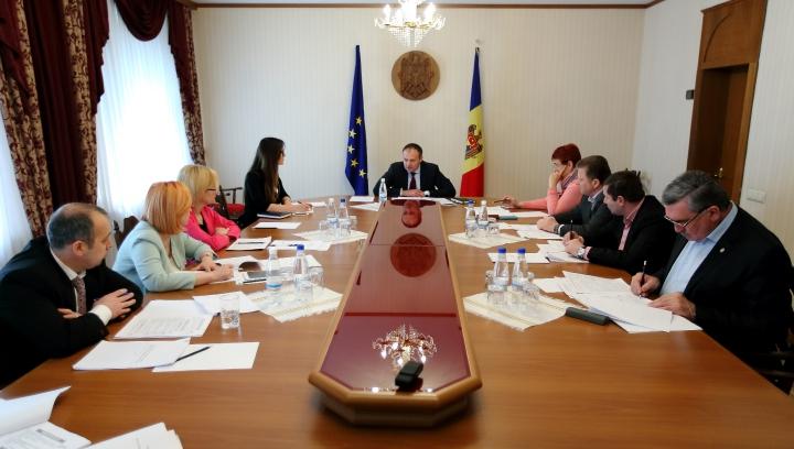 Ședință la Parlament. Andrian Candu i-a convocat pe președinții comisiilor permanente