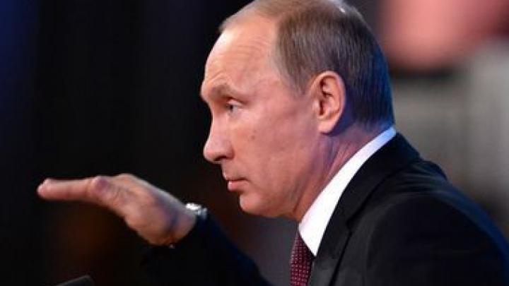 Vladimir Putin se dă la fund. Kremlinul are o explicație pentru ce se întâmplă