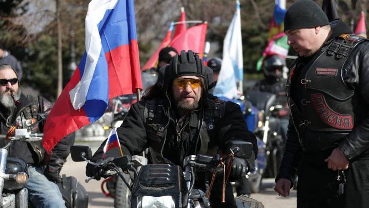 """Bikerii ruşi vor să """"cucerească"""" Berlinul! O țară le-a interzis accesul pe teritoriul său"""