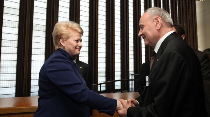 RECOMANDĂRILE preşedintelui Lituaniei pentru ca Moldova să se integreze cât mai repede în UE