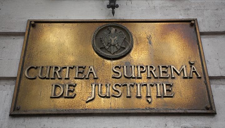 Vicepreședintele Curții Supreme de Justiție a fost eliberat din funcție