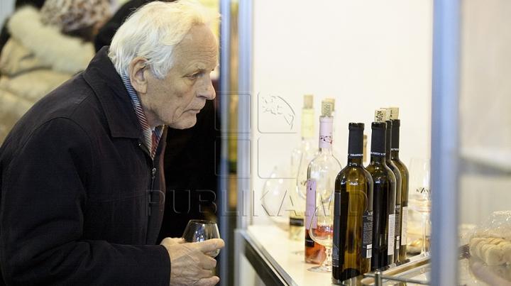 Vinurile moldoveneşti, promovate în cadrul unui eveniment la New York