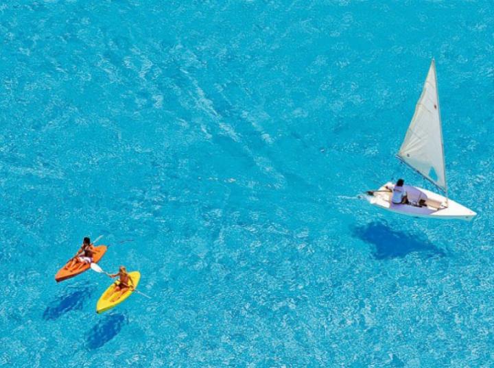 FASCINANT! Cum arată cea mai mare piscină din lume, aflată în Chile (FOTO)