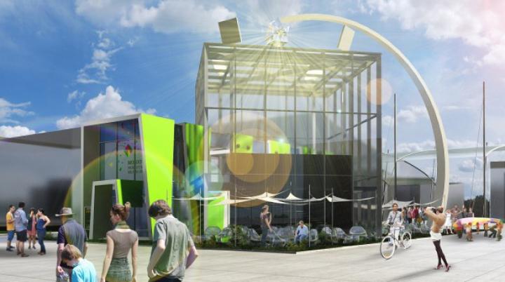 Pavilionul Moldovei pentru Expo Milano 2015 este  pregătit pentru deschidere la 1 mai