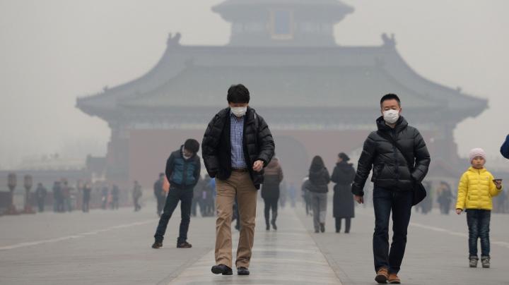CEAŢĂ MORTALĂ! Cum arată bomba ecologică din China (FOTOREPORT)