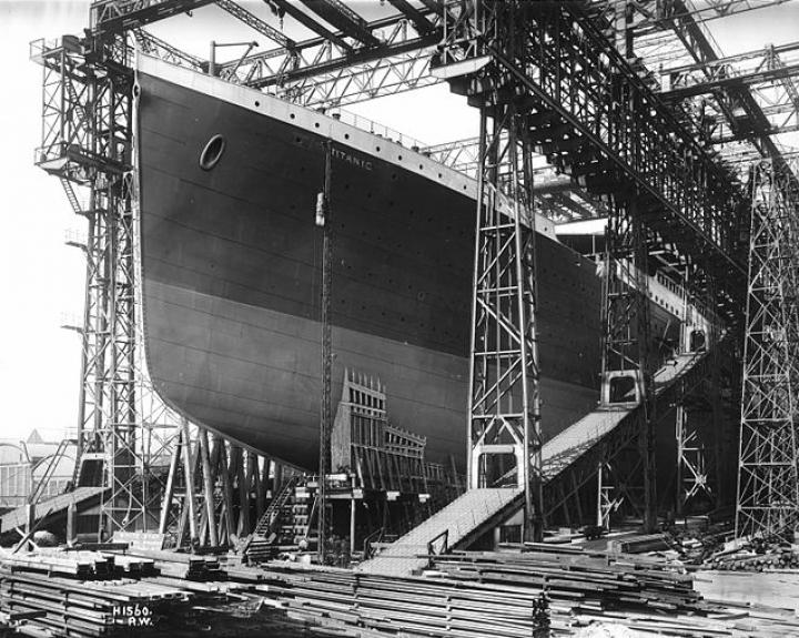 103 ani de la scufundarea celui mai FAIMOS vapor din lume DETALII