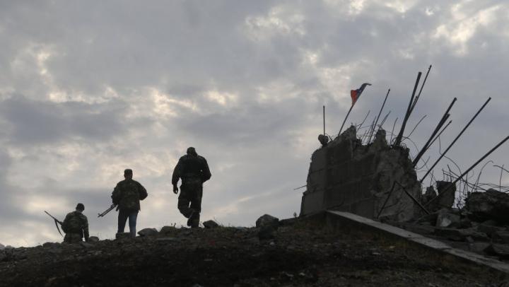 GROAZĂ şi DURERE! Războiul din Ucraina a ajuns la MOSCOVA (GALERIE FOTO)