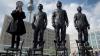 """""""Şi-au pierdut libertatea pentru adevăr"""". Statuile a trei eroi, dezvelite la Berlin (VIDEO)"""