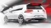 Primele schițe ale conceptului pregătit de Volkswagen pentru Festivalul de la Worthersee