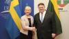 Miniştrii de Externe ai Lituaniei şi Suediei vin în Moldova la invitaţia Nataliei Gherman