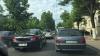 Ambuteiaj în Capitală! Bulevardul Grigore Vieru a fost blocat (FOTO)