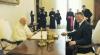 Papa Francisc va vizita România, la invitaţia preşedintelui Klaus Iohannis