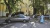 GHINION pentru un șofer din Chișinău! Cum și-a găsit mașina parcată în curtea blocului