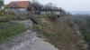 Alunecările de teren riscă să dărâme drumurile din Cârpeşti, Cantemir