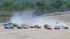 Nicio cursă NASCAR fără accidente. Piloţii au făcut spectacol pe circuitul din Alabama