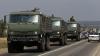 Kievul în ALERTĂ! Un convoi militar rusesc se îndreaptă spre Ucraina