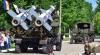 Aniversare la Regimentul de Rachete Antiaeriene din Moldova. A împlinit 23 de ani
