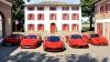 Un pilot de teste Ferrari a scos pe circuit modele F40, F50, Enzo şi LaFerrari (VIDEO)