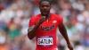 Justin Gatlin a stabilit cel mai bun rezultat din acest an la proba de 200 de metri