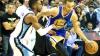 Golden State Warriors a trecut cu uşurinţă de Memphis Grizzlies