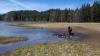 FENOMEN MISTERIOS! Apa unui lac a dispărut în câteva ore, imitând efectul unei chiuvete (VIDEO)