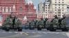 Ruşii se pregătesc INTENS de o paradă militară URIAŞĂ. Ce echipament au adus pe Piaţa Roşie (VIDEO)