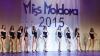 Eleganţă şi frumuseţe pe podium! EA a câştigat concursul Miss Moldova 2015 (FOTOREPORT)
