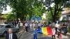 La Chişinău a avut loc un marş al susţinătorilor unirii cu România