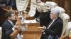 OPOZIŢIA va face legea în Parlament: O dată pe lună