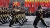 Paradă URIAŞĂ la Moscova. Militari din mai multe ţări defilează prin faţa lui Putin