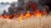 AVERTIZARE de COD GALBEN! PERICOL de incendii de vegetaţie în toată ţara