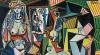 PICTURILE LUI PICASSO, EXPUSE. Expoziţia conţine o sută de lucrări ale pictorului