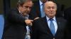 Scandal în fotbalul mondial! Michel Platini i-a cerut DEMISIA lui Sepp Blatter