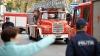 IMAGINI VIDEO cu explozia de la Cantemir. Pompierii au intervenit cu patru autospeciale