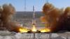 Încă o rachetă rusească S-A PRĂBUŞIT la scurt timp după lansare