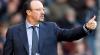 Rafa Benitez va pleca de la Napoli după ultimul meci din Campionatul Italiei