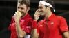 Roger Federer şi Stanislas Wawrinka s-au calificat în turul doi la Roland Garros