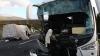 Un autocar cu moldoveni, implicat într-un ACCIDENT în Germania. Nouă persoane au ajuns la spital