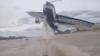 Tragedie aviatică evitată în ultima clipă. Trei pescari au trăit CLIPE DE GROAZĂ (VIDEO)