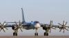 Două bombardiere rusești, interceptate la granița aeriană a Marii Britanii