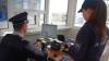 O tânără din Rusia, oprită la vama Leuşeni pentru intenţiile sale. A crezut că îi va reuşi planul